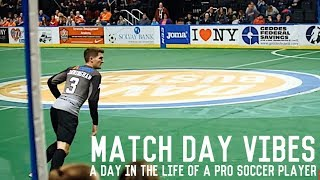 Match Day Vibes   A Day In The Life of A Footballer/Soccer Player