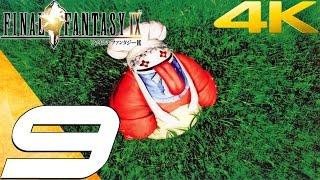 Final Fantasy IX HD - Gameplay Walkthrough Part 9 - Quina & Burmecia [4K 60FPS]