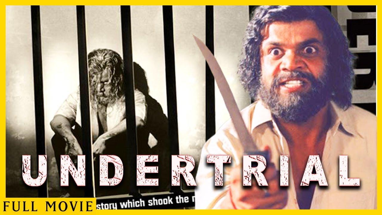 Download Undertrial | Bollywood Crime Drama Full Movie | Rajpal Yadav, Moniva Castelino, Prem Chopra