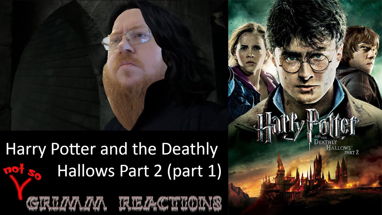 Download FIRST TIME WATCHING Harry Potter and the Deathly Hallows Part 2 (part 1/2) (movie reaction)