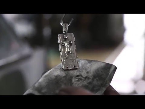 Han Cholo Reveals How Star Wars Jewelry Is Made