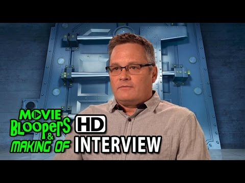 Penguins Of Madagascar (2014) Interview - Eric Darnell (Director)