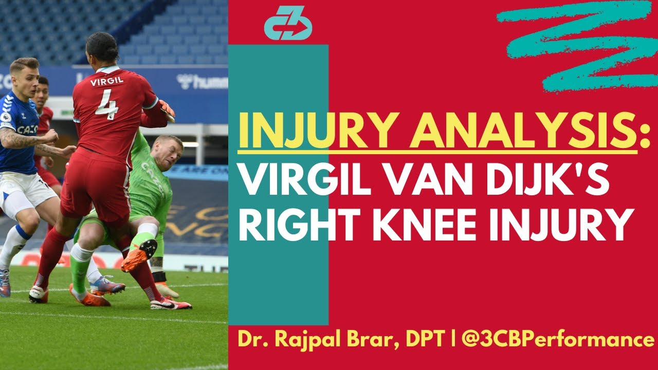 Virgil Van Dijk injury