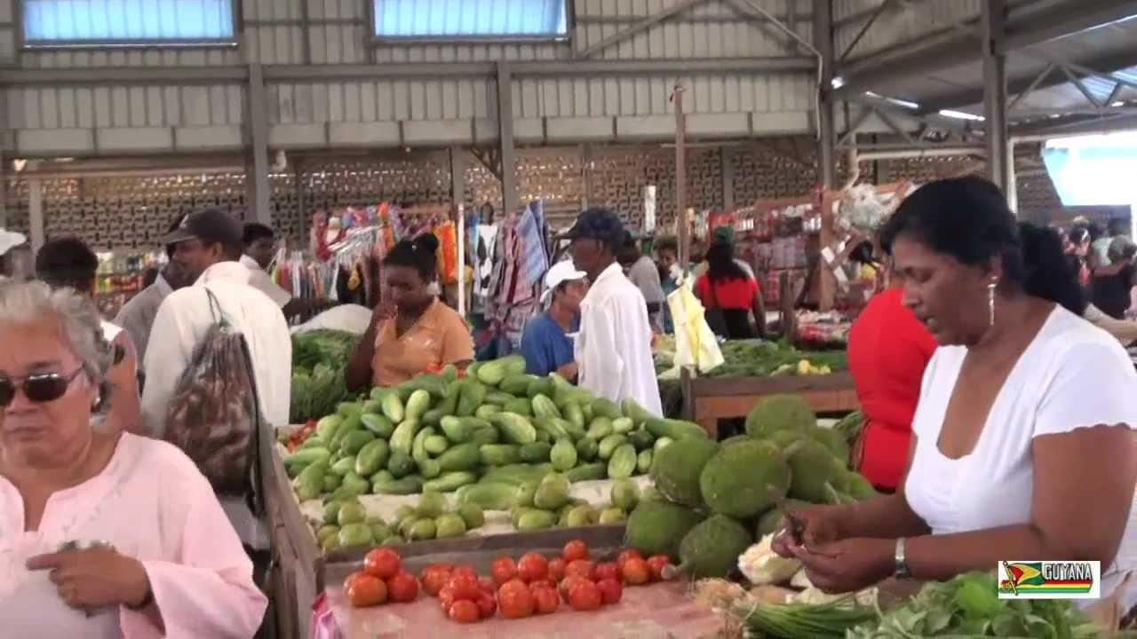 Georgetown Health Food Market