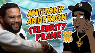 Anthony Anderson Celebrity Prank - Ownage Pranks