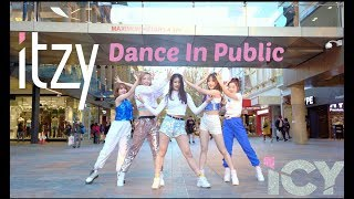 [KPOP IN PUBLIC 4k] ITZY(있지) - ICY(아이씨) Full Dance Cover [PLAY Dance Family]