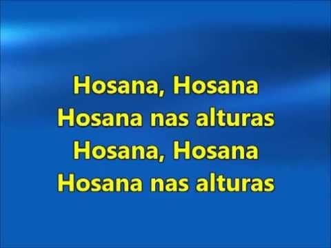 Hosana - Mariana Valadão(playback legendado)