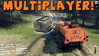 Spin Tires | Full Version! Exclusive Online Multiplayer Gameplay | Part 1