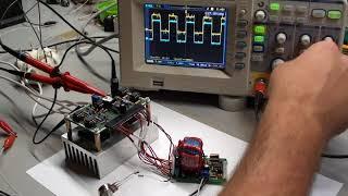 Блок живлення з захистом по струму для лабораторних дослідів (настройка і перші тести)