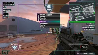 BO2 Project GT v3.1 Multiplayer/Zombies FREE SPRX Preview!
