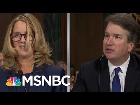 New Brett Kavanaugh Stories Emerge As FBI Investigation Has Rough Start | Joy Reid | MSNBC