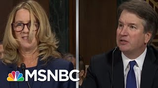 New Brett Kavanaugh Stories Emerge As FBI Investigation Has Rough Start | Joy Reid | MSNBC
