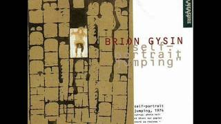 Brion Gysin - Somebody Special