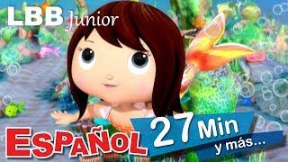 La sirenita   Y muchas más canciones infantiles   LBB Junior