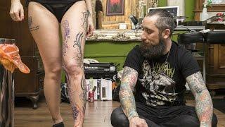 Ryan 'The Scientist' Smith - Design 4 Life Tattoo Studio | UK Tattoo Artist