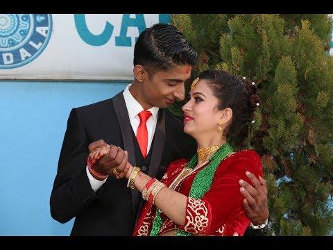 Wedding  Highlight 2074  || मनिष दुंगाना एवं उर्मिला घिमिरे || Cover Video