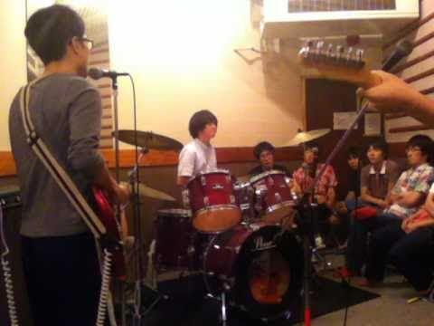 2010年夏合宿Cバンド