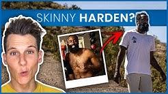 James Harden SKINNY quarantine - CHAMPIONSHIP hopes for Rockets?