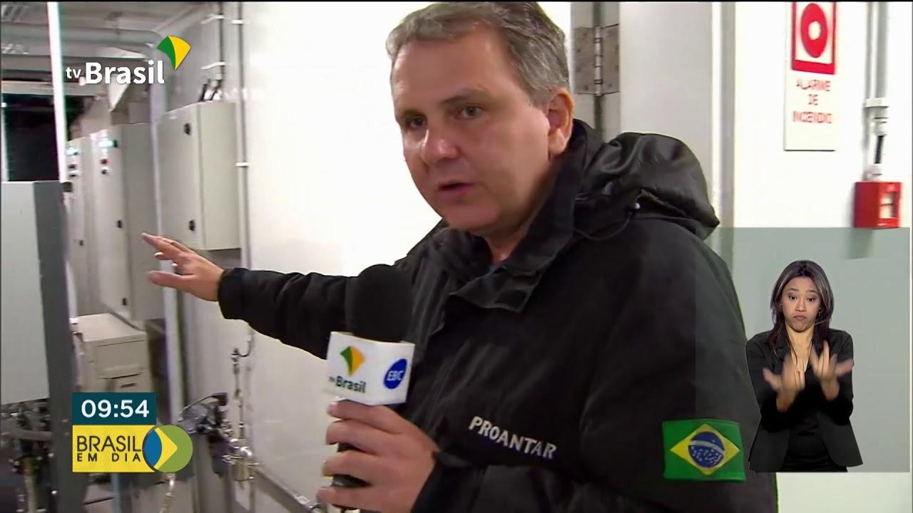 Conheça o interior da Estação Comandante Ferraz na Antártica