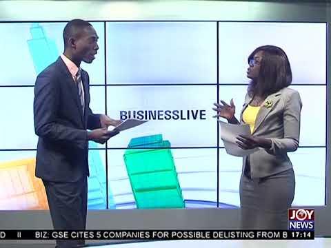 Fuel Price Hike - Business Live on JoyNews (28-8-17)