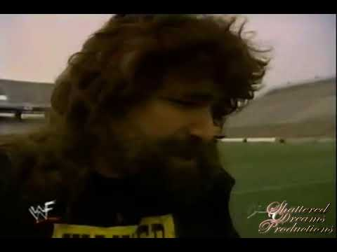 WWF Raw: The Artist Formerly Known As Goldust Vs. Mankind (January 12, 1998)