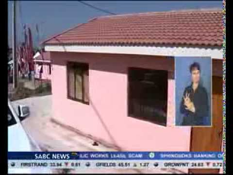13 families in KZN received houses from African Musicians Against HIV/Aids(AMAHA)