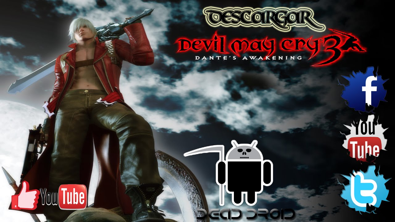 Devil May Cry 3 Special Edition 1 Link - YouTube
