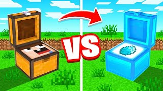 CHOOSE The TRAPPED CHEST You LOSE (Minecraft For Loot)