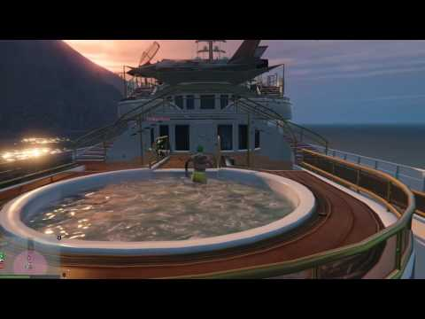Grand Theft Auto V Ep.345 Yacht Attack
