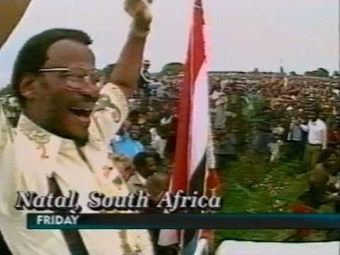 Headline News South Africa update [1994]