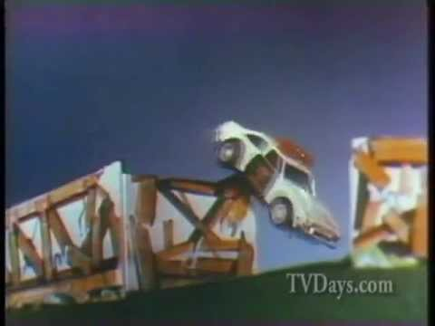 Dukes of Hazard – Slot Car – Racing Set – Toy TV Commercial – TV Spot – TV Ad – Ideal Toys