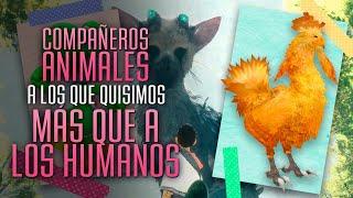 Animales de videojuego a los que quisimos más que a los humanos