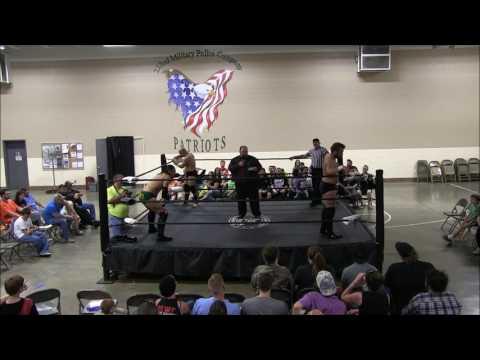 Toby Farley vs. Matt Gilbert vs. Ray Fury