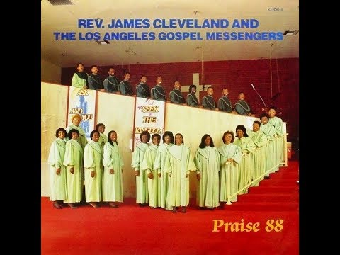 He Giveth More Grace-James Cleveland & The Los Angeles Gospel Messengers
