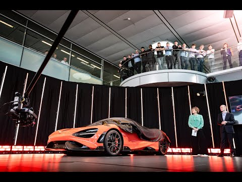 McLaren Motor Show 2020 - Witness the next chapter in the LT story live from MTC