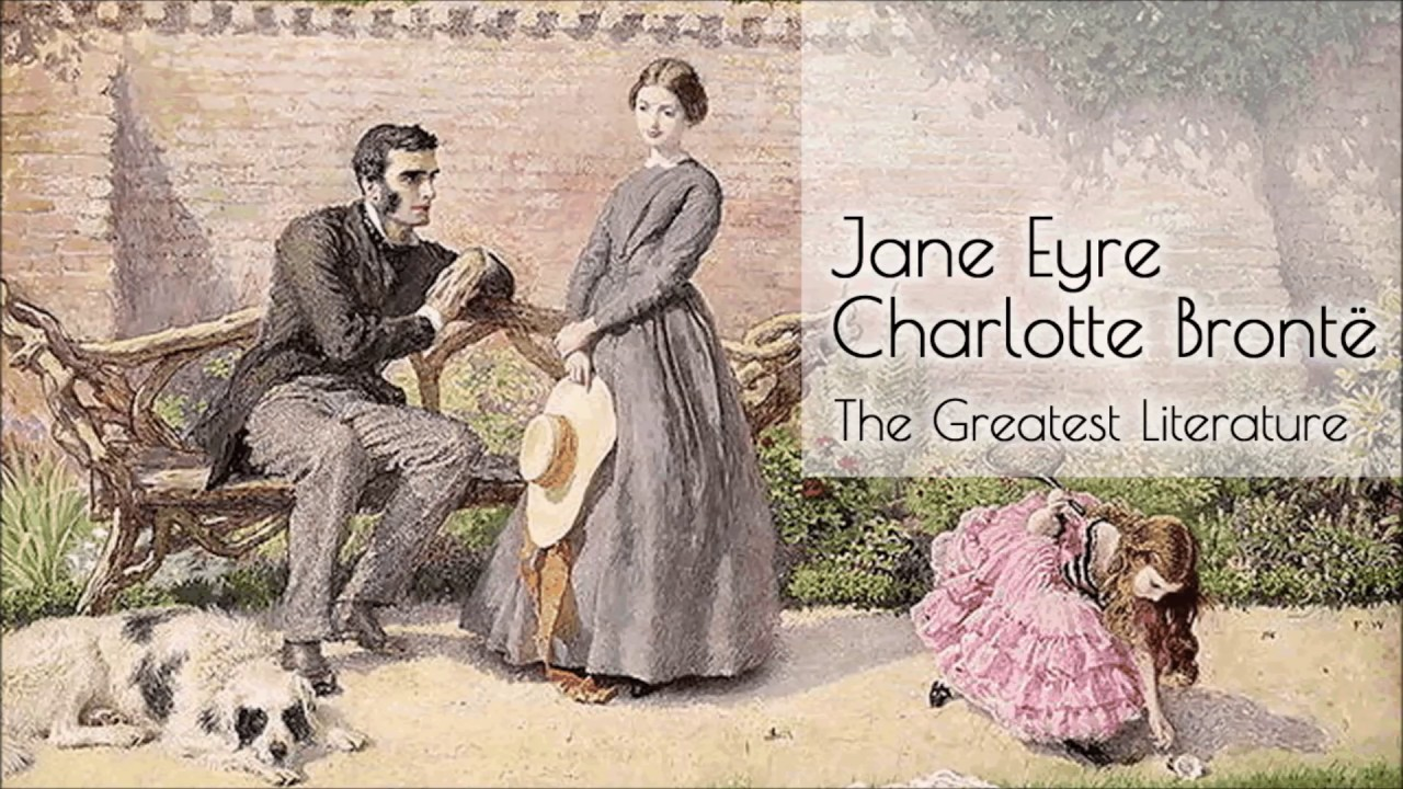 an analysis of imagery in jane eyre by charlotte bronte