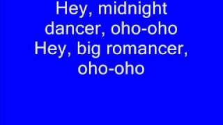 Arabesque - Midnight Dancer - Lyrics
