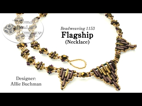Flagship Necklace (Tutorial)