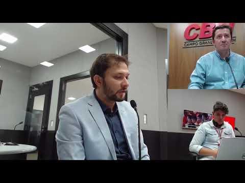 Rodrigo Rodrigues, coord. Congresso Brasileiro de Boas Práticas em Contratos e Compras Públicas