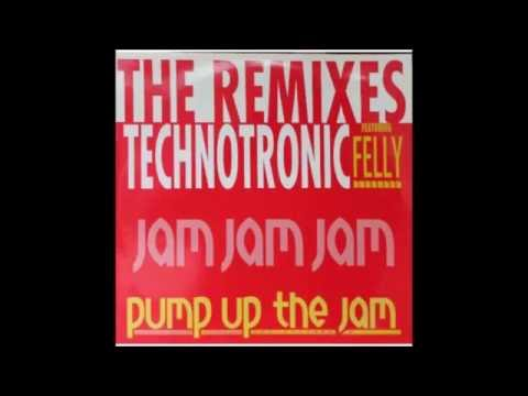 Technotronic Feat. Felly - Pump Up The Jam (Top Fm Mix)