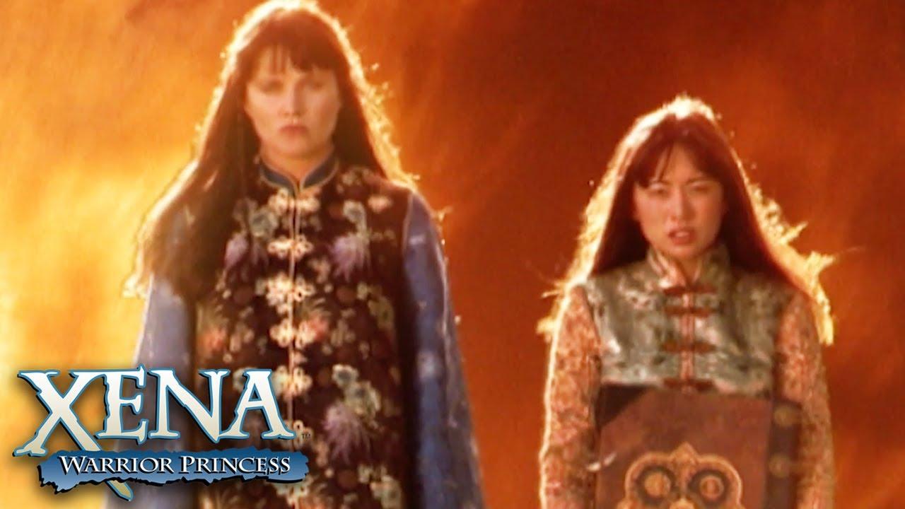 Download Xena Battles Pao Ssu   Xena: Warrior Princess