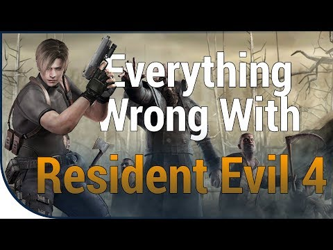 GAME SINS | Everything Wrong With Resident Evil 4