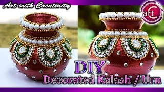 Kalash Urn Decoration Ideas