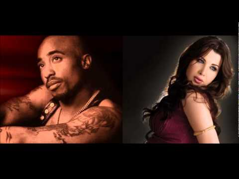 2pac feat  Nancy Ajram