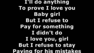 USHER - HIS MISTAKES LYRICS