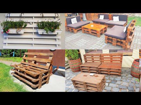 25 DIY Pallet Ideas Table Sofa Benche Planters Creative Design Ideas 2021 Part.4