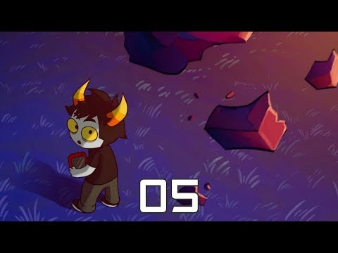 HIVESWAP: Act 1 Gameplay #5 | Buried Under Rubble (Blind Gameplay)