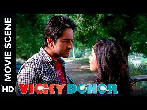 Yami Gautam Wants To Marry Ayushmann | Vicky Donor | Movie Scene