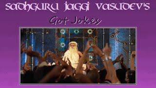 Sadhguru Jaggi Vasudev Comedy Compilation thumbnail