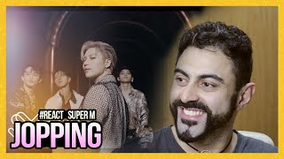 Gambar cover REAGINDO A Super M 슈퍼엠 'Jopping' MV